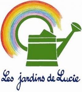 logo couleur jardins de Lucie