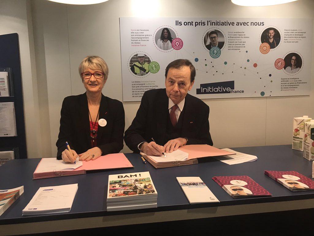 Initiative France et FCE France