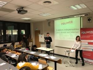 Foliweb / SEPR / RDI