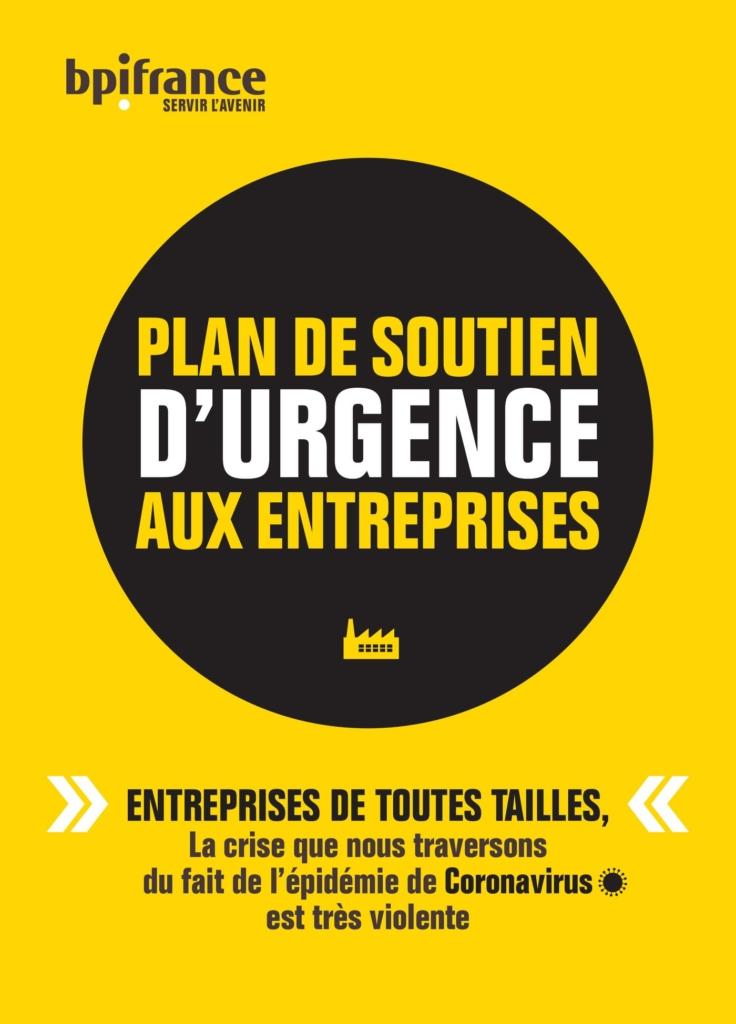 Informations à nos entrepreneur(e)s - COVID-19
