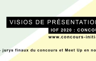 INVITATION – Visio de présentation - Evénement IOF 2020