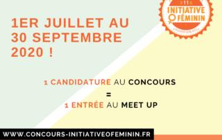 Rejoignez une belle aventure et participez à l'événement Initiative O féminin 2020 pour sa 11ème édition !