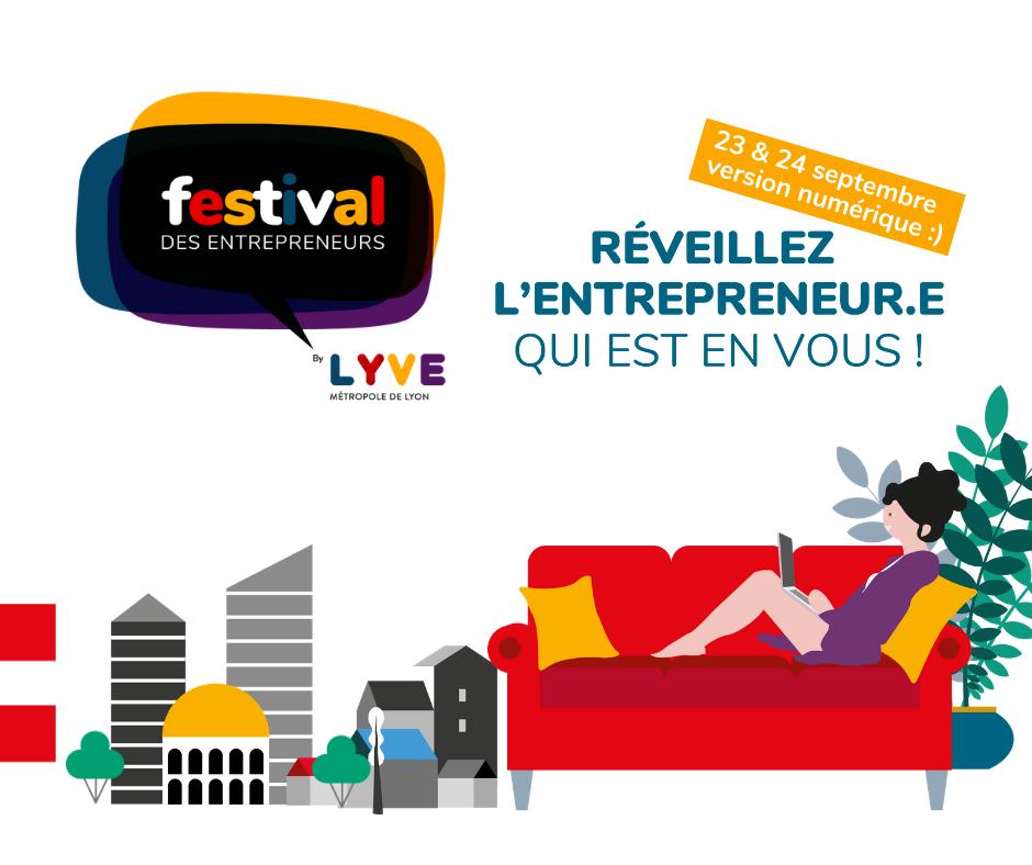 Festival LYVE - Festival des entrepreneurs