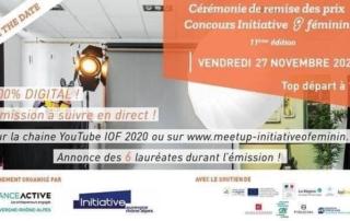 """Concours Initiative """"O"""" féminin - Remise des prix"""