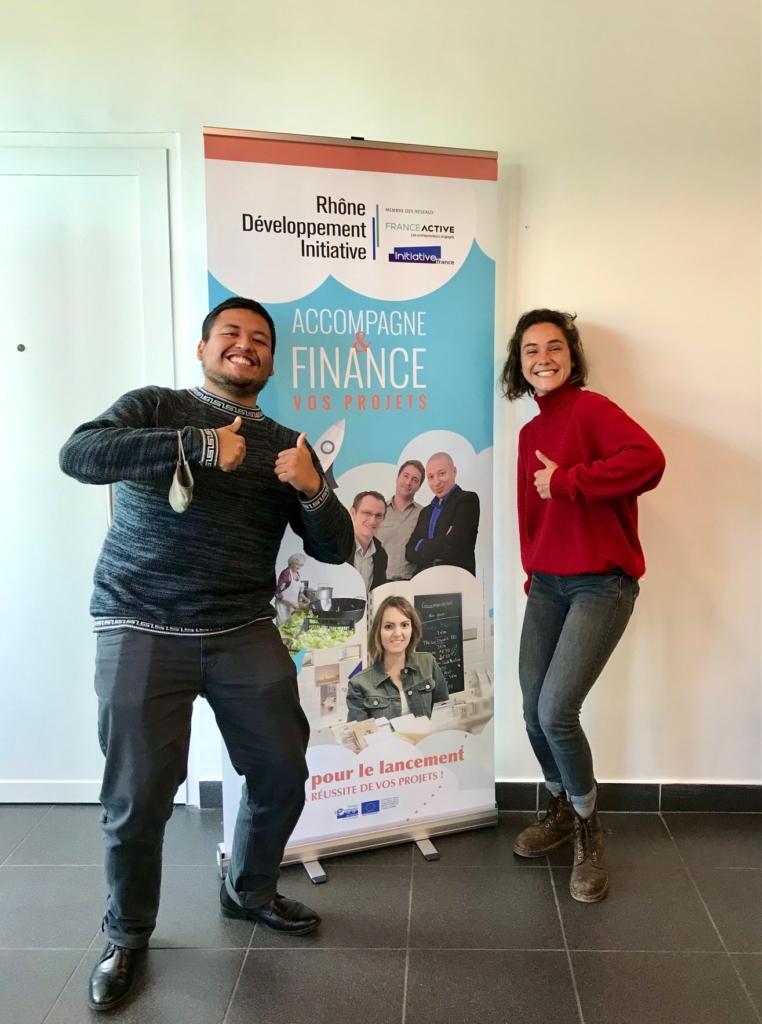 Lancement de la campagne de suivi ESS et présentation de Camille et Oscar les nouveaux membres de RDI !