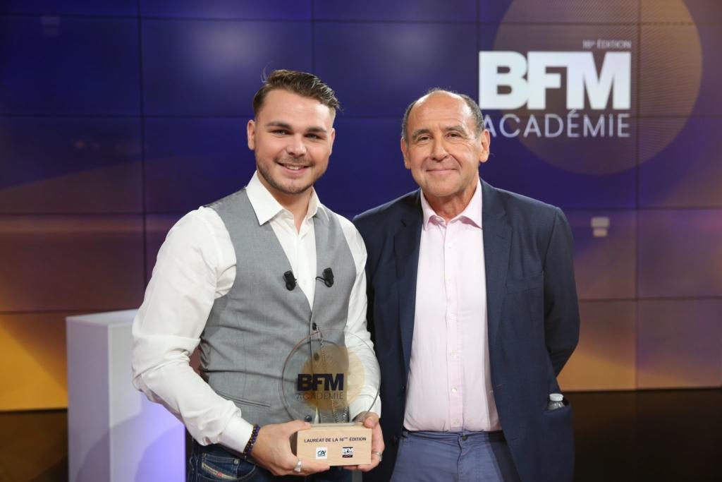 Mobee Travel remporte le concours BFM Académie!