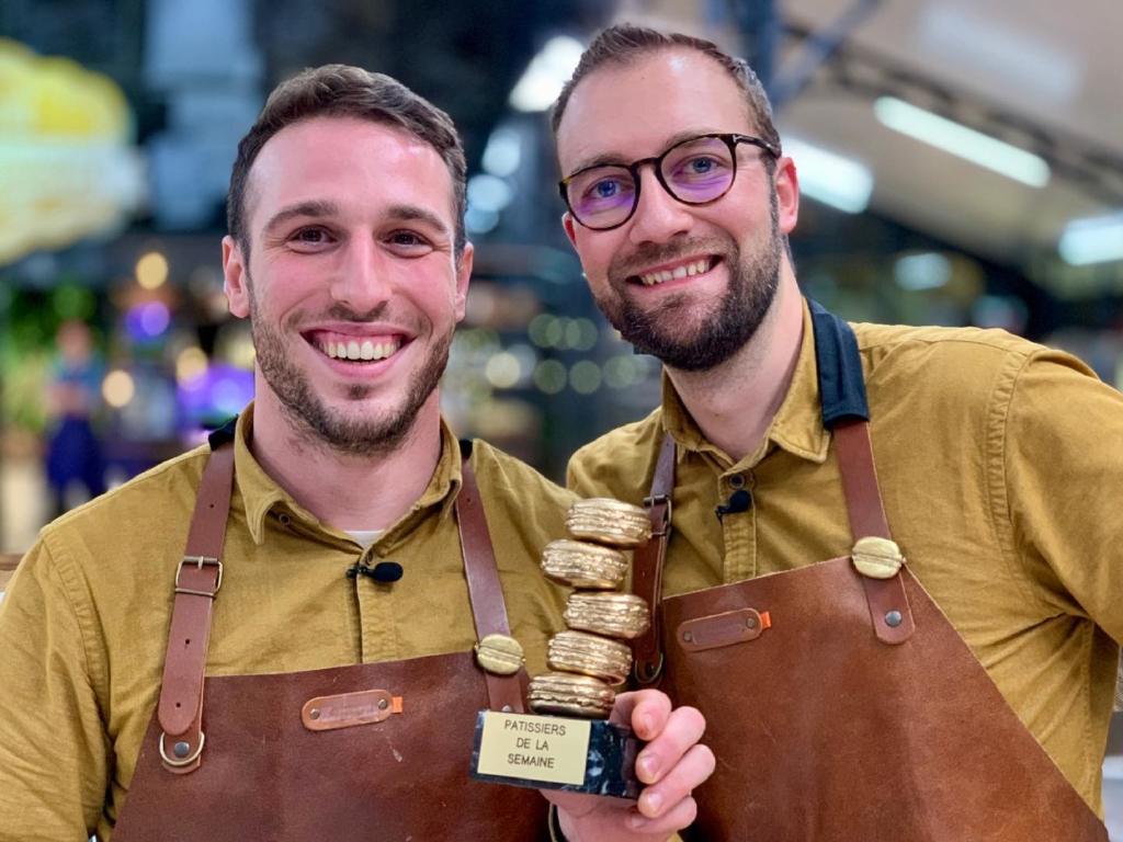 Henri Desmoulins gagne le titre de Meilleur Pâtissier de France les Professionnels !